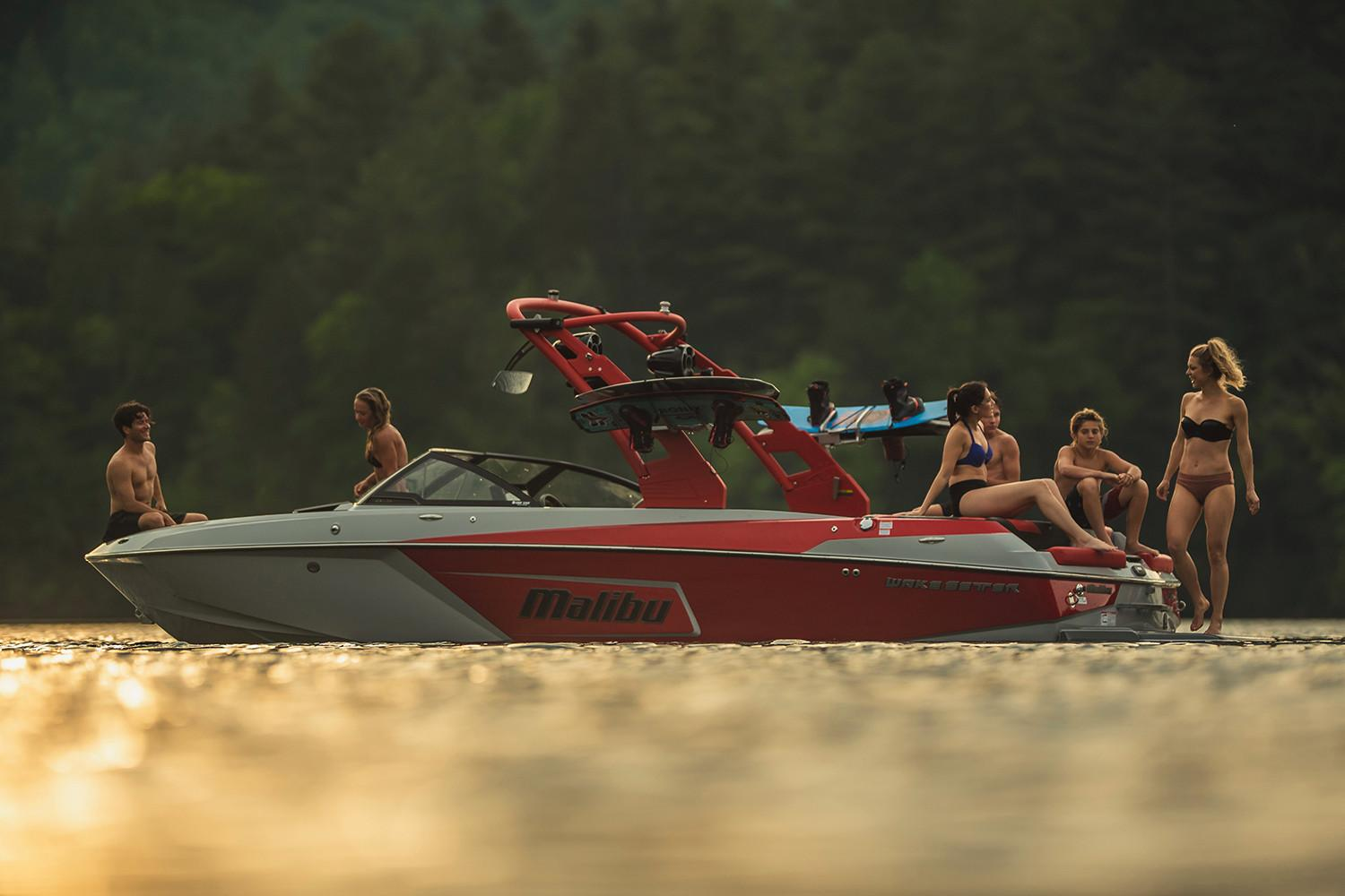 2019 Malibu Wakesetter 23 LSV in Rapid City, South Dakota - Photo 4