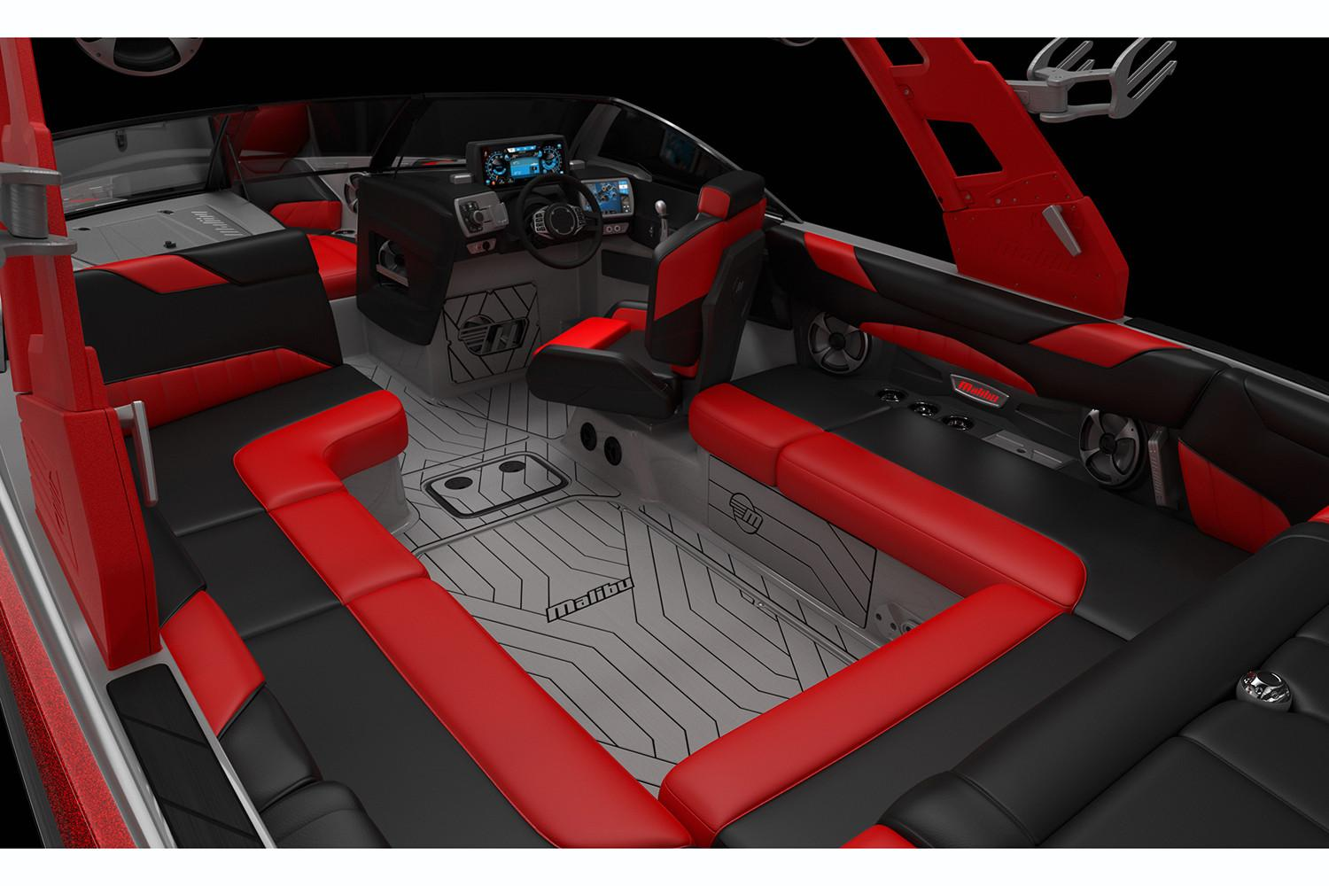 2019 Malibu Wakesetter 23 LSV in Rapid City, South Dakota - Photo 8