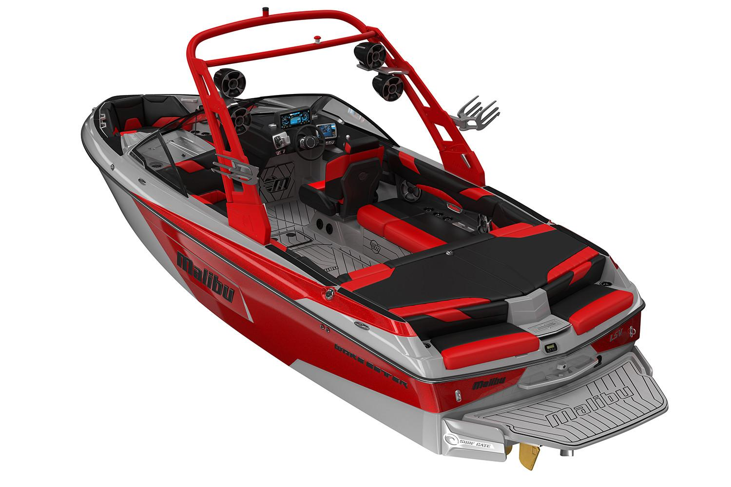 2019 Malibu Wakesetter 23 LSV in Rapid City, South Dakota - Photo 11