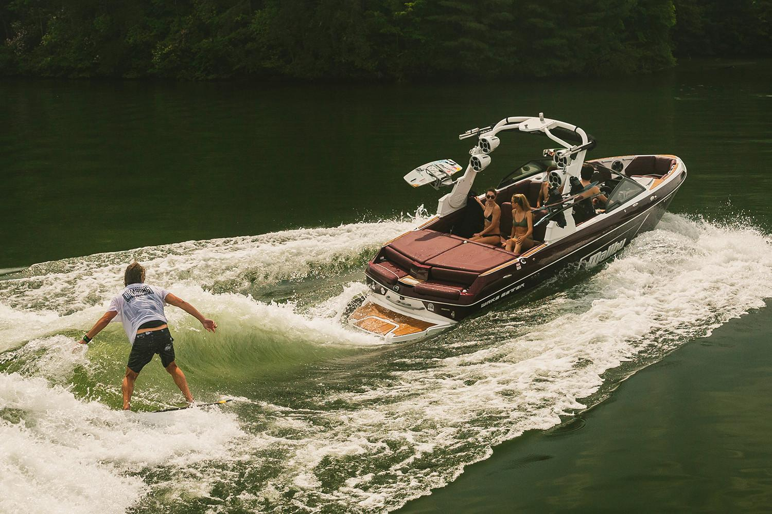 2020 Malibu Wakesetter 22 LSV in Rapid City, South Dakota - Photo 3