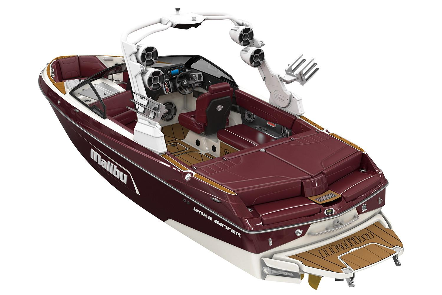 2020 Malibu Wakesetter 22 LSV in Rapid City, South Dakota - Photo 12