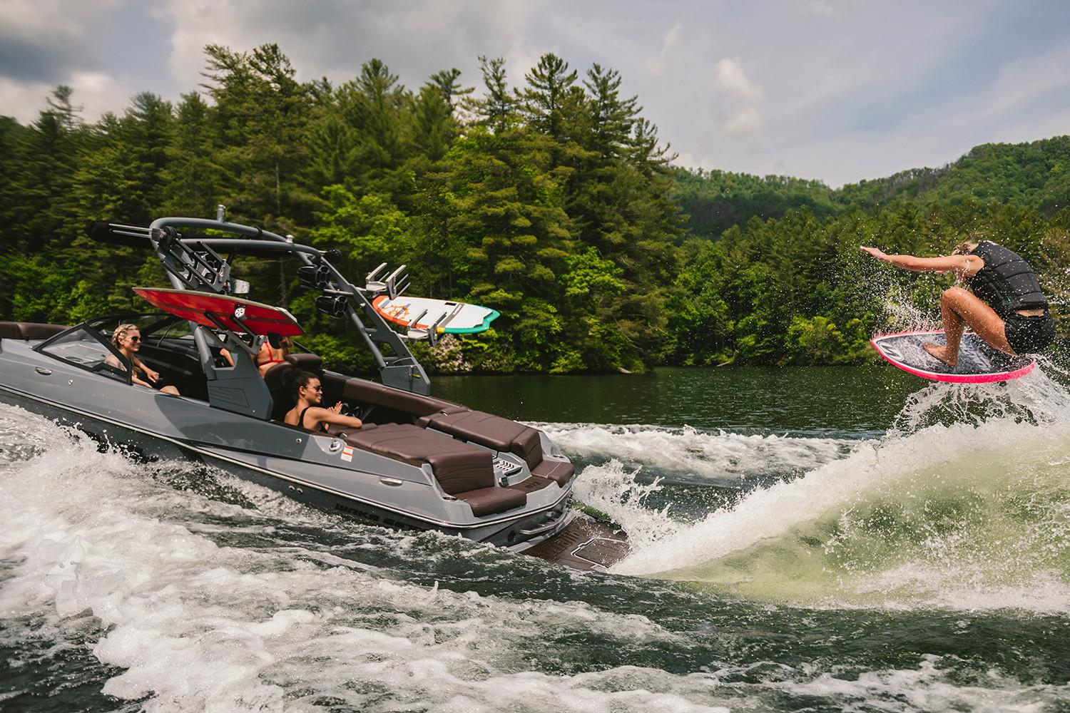2020 Malibu Wakesetter 22 MXZ in Rapid City, South Dakota - Photo 2