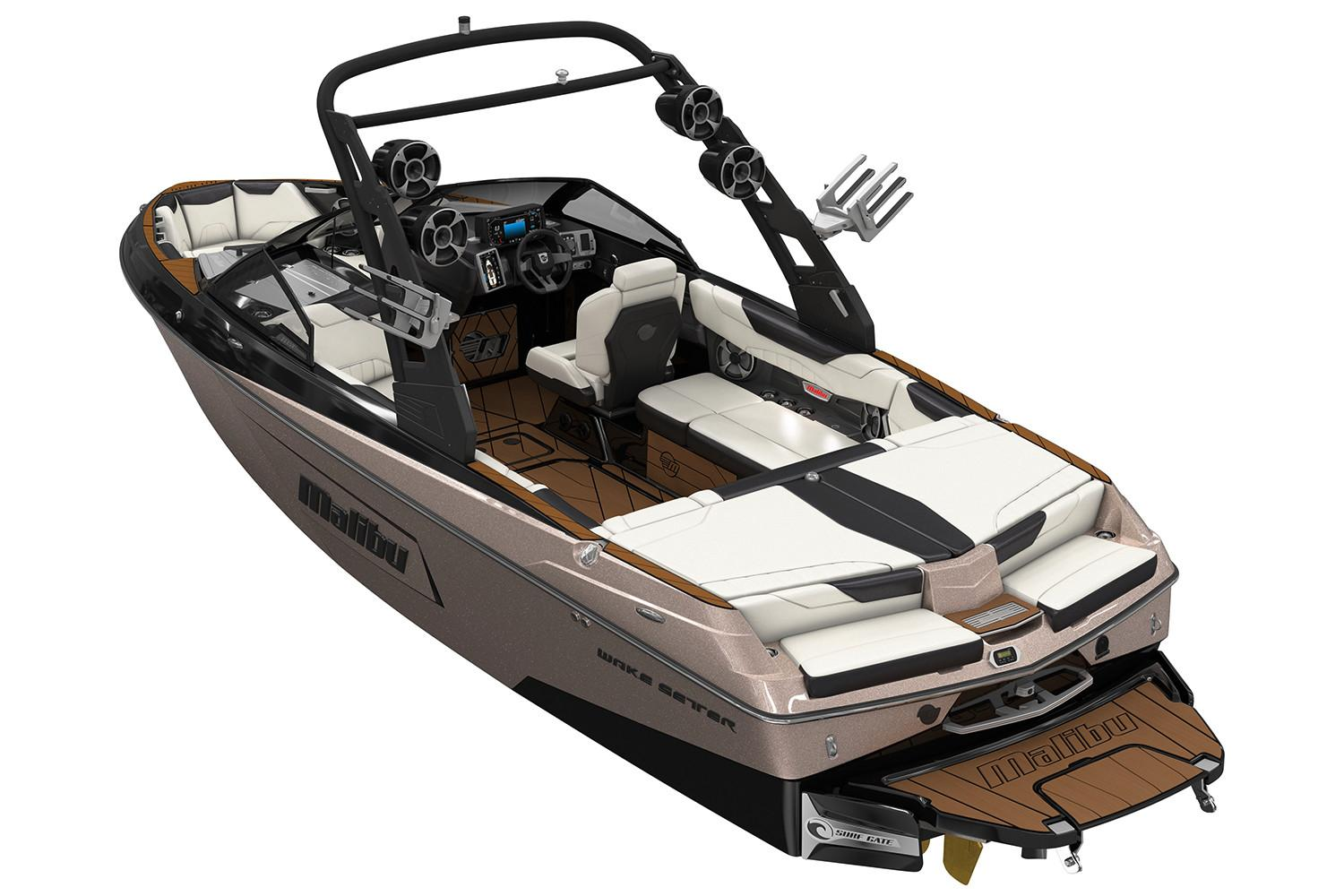 2020 Malibu Wakesetter 23 LSV in Rapid City, South Dakota - Photo 11