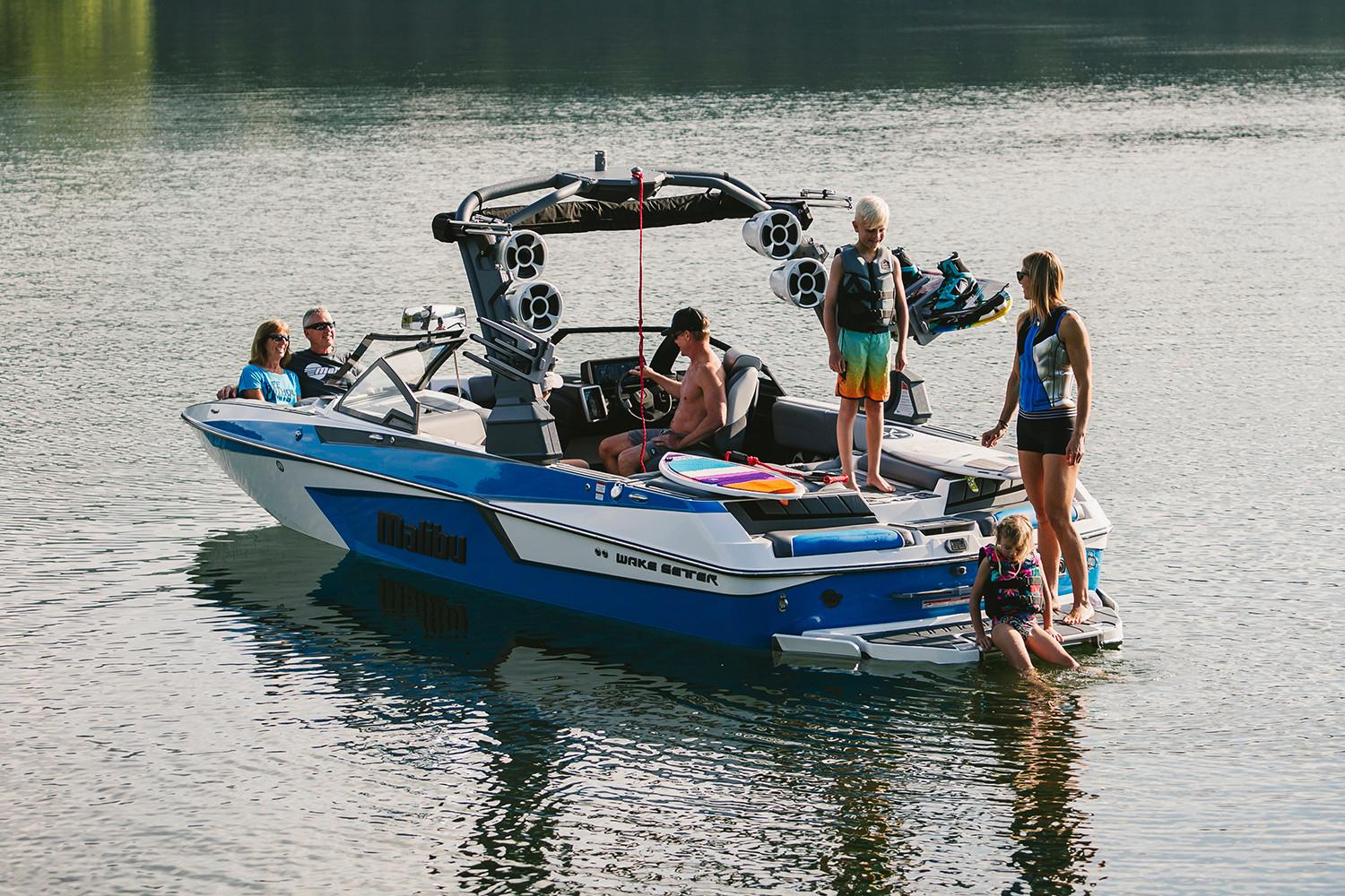 2020 Malibu Wakesetter 23 MXZ in Memphis, Tennessee - Photo 34