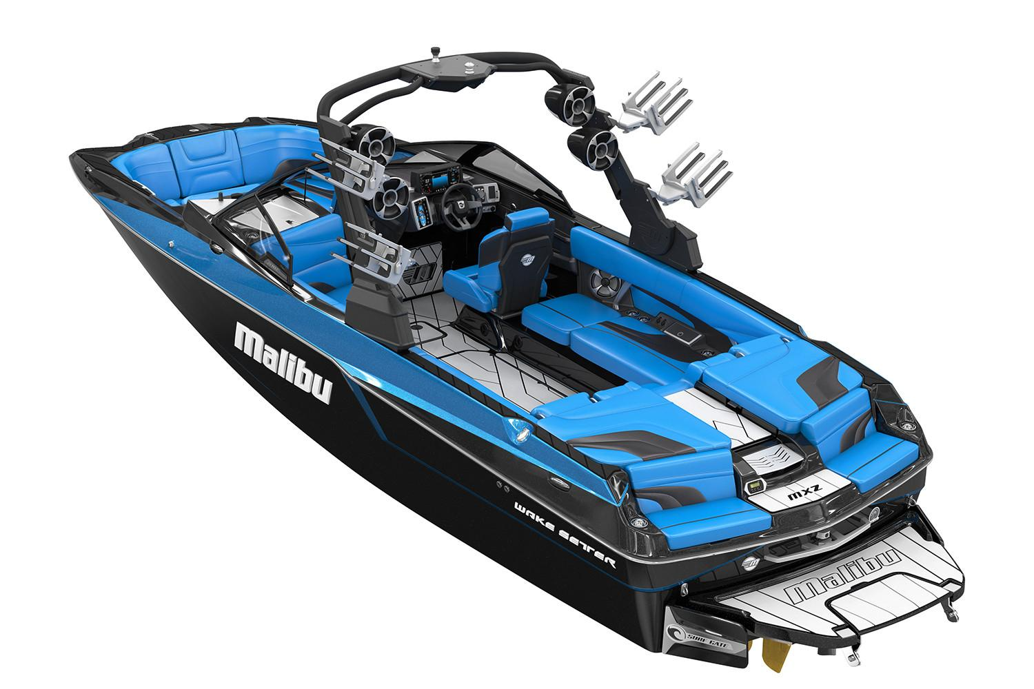 New 2020 Malibu Wakesetter 24 Mxz Power Boats Inboard In Rapid City Sd Stock Number
