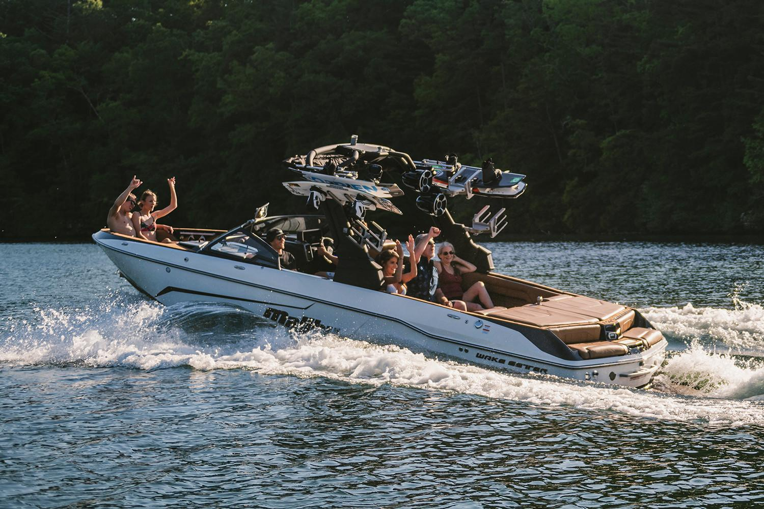2020 Malibu Wakesetter 25 LSV in Rapid City, South Dakota - Photo 1