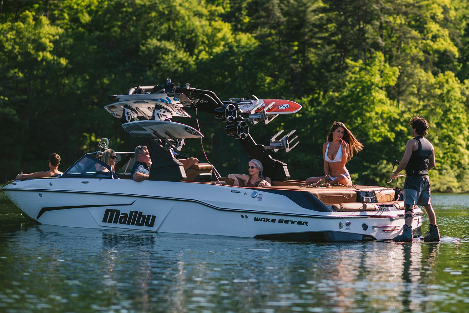 2020 Malibu Wakesetter 25 LSV in Rapid City, South Dakota - Photo 2