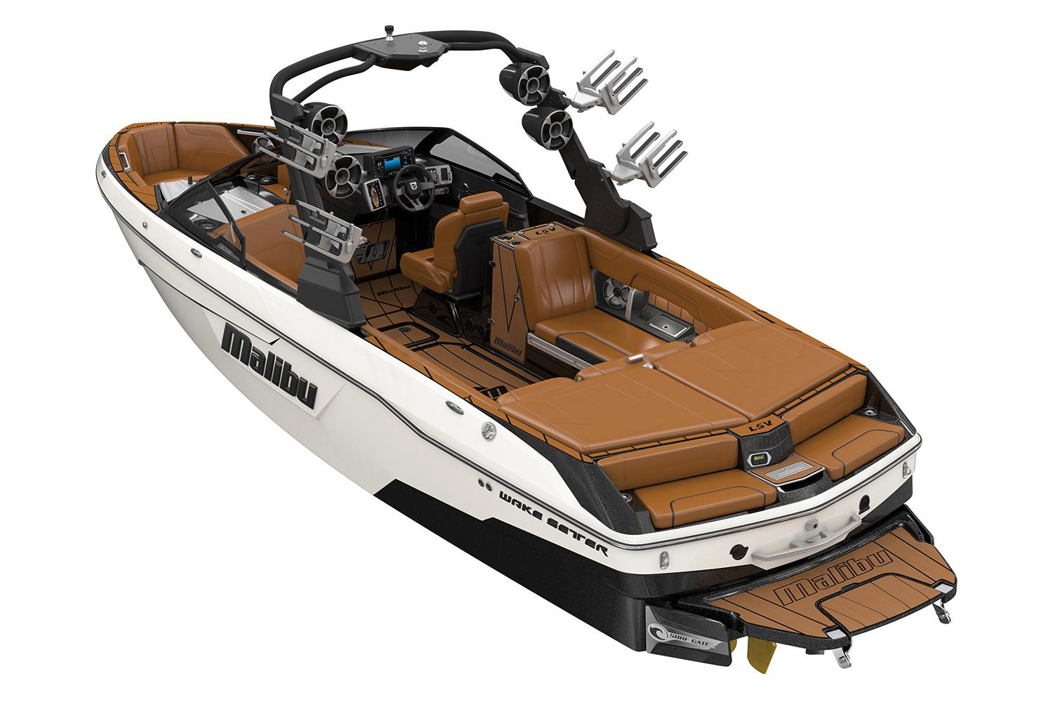 2020 Malibu Wakesetter 25 LSV in Rapid City, South Dakota - Photo 11