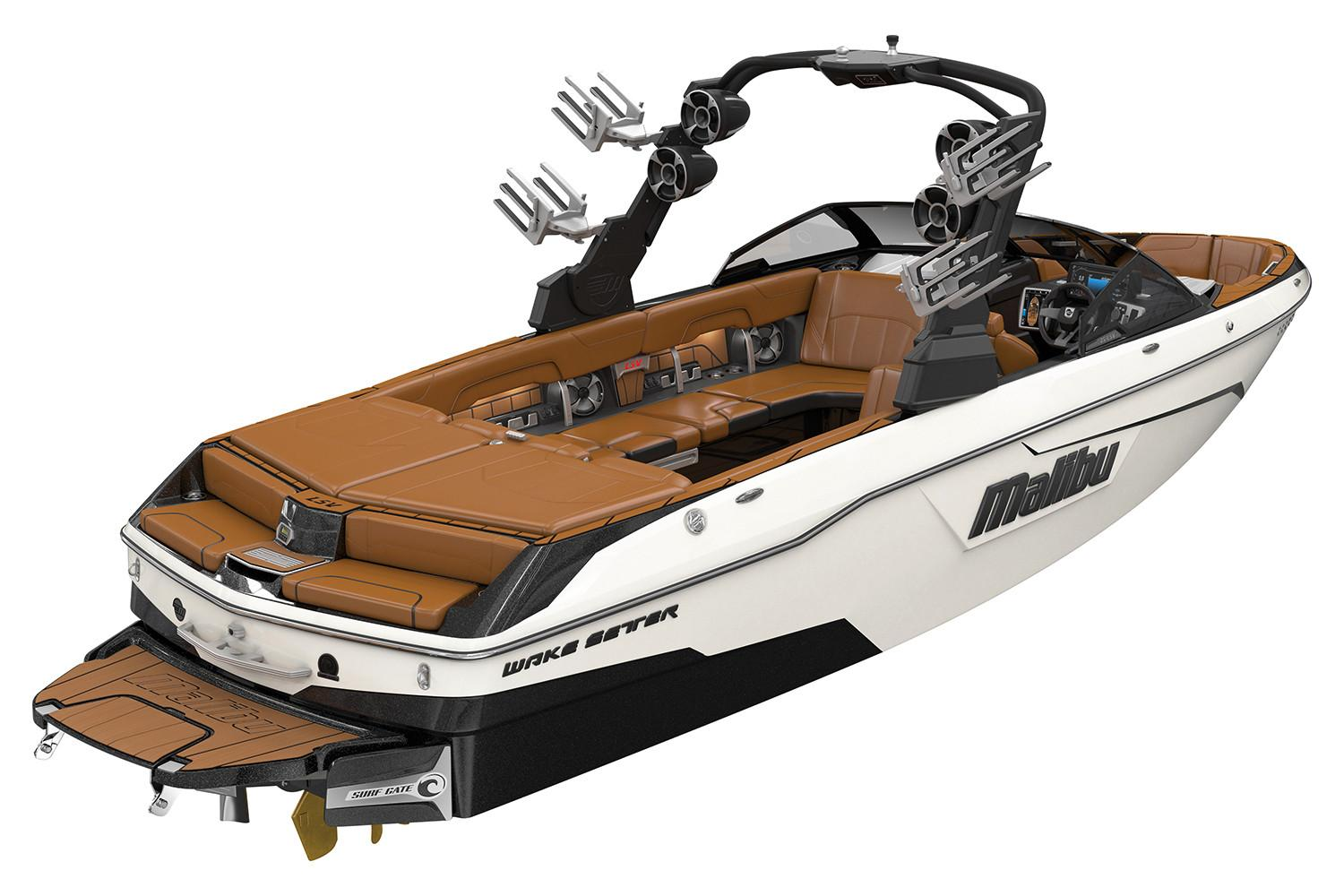 2020 Malibu Wakesetter 25 LSV in Rapid City, South Dakota - Photo 12