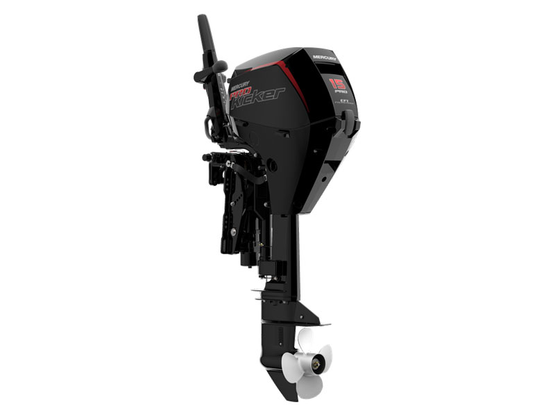 Mercury Marine 15ELPT ProKicker FourStroke in Albert Lea, Minnesota