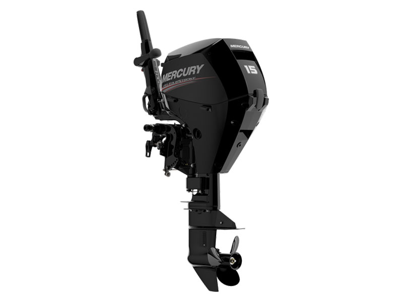 Mercury Marine 15 hp EFI Fourstroke 25 in. Shaft length in Barrington, New Hampshire
