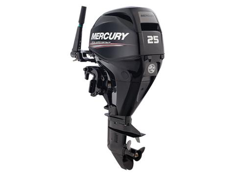 Mercury Marine 25MLH FourStroke in Harrison, Michigan