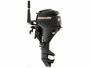 2010 Mercury Marine FourStroke 9.9 HP in Edgerton, Wisconsin