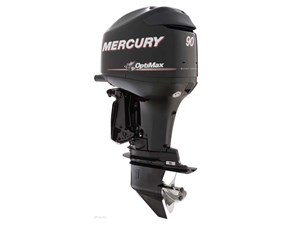 2010 Mercury Marine OptiMax 90 in Harriman, Tennessee