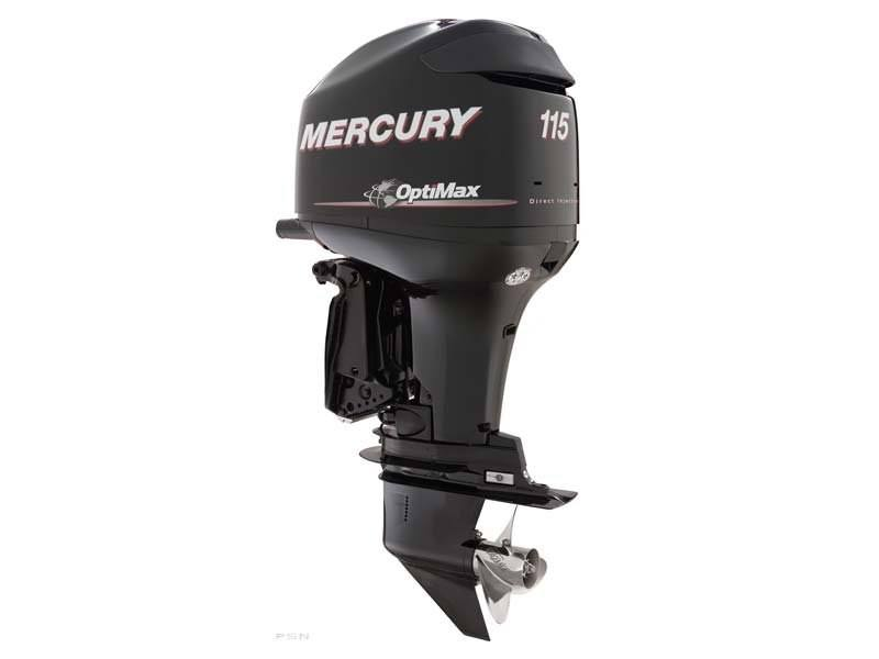 2011 Mercury Marine OptiMax 115 in Harriman, Tennessee