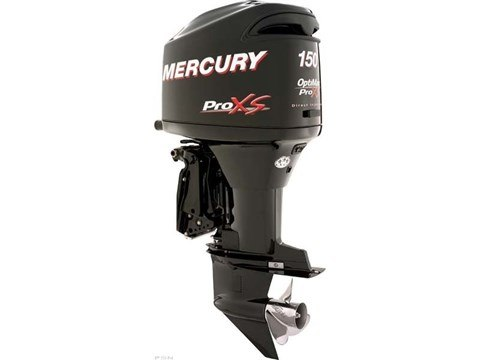 2012 Mercury Marine OptiMax Pro XS 150 in Harriman, Tennessee