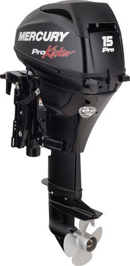 2015 Mercury Marine 15 hp ProKicker FourStroke 20 in Shaft in Willis, Texas