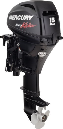 2015 Mercury Marine 15 hp ProKicker FourStroke 20 in Shaft in South Windsor, Connecticut