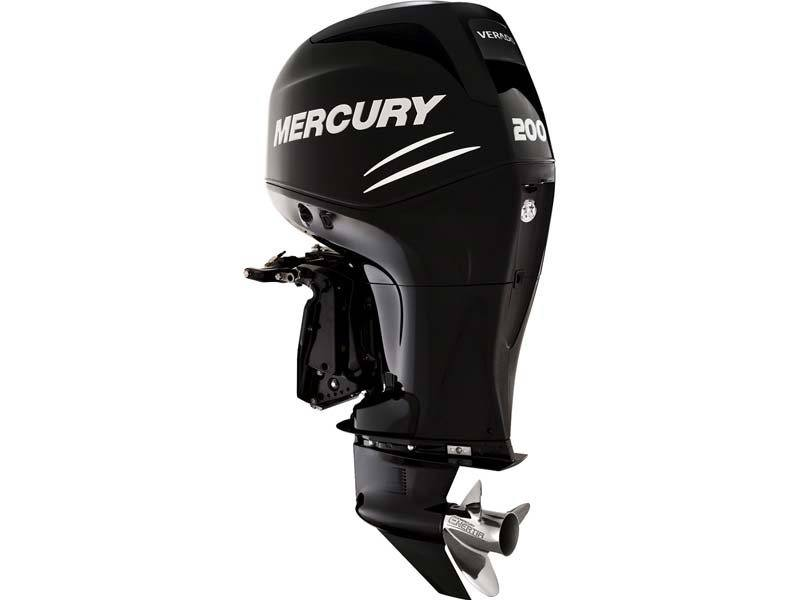2015 Mercury Marine 200 Verado® 20 in Shaft in Willis, Texas
