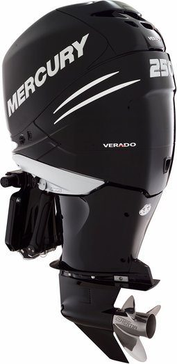 2015 Mercury Marine 250 Verado® 25 in Shaft in Yantis, Texas