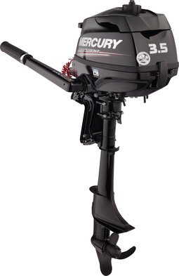 2015 Mercury Marine 3.5 hp FourStroke 15 in Shaft in Yantis, Texas