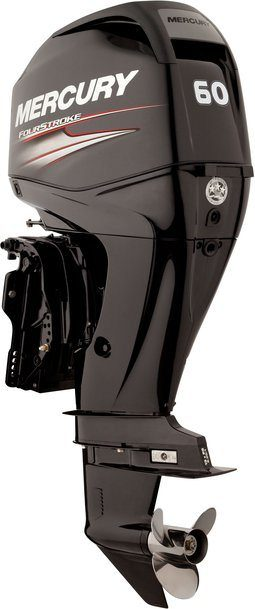 2015 Mercury Marine 60 hp EFI FourStroke 20 in Shaft in Yantis, Texas