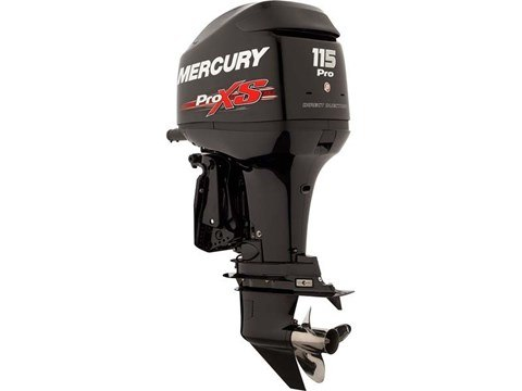2015 Mercury Marine 115 HP Pro XS™ in Willis, Texas