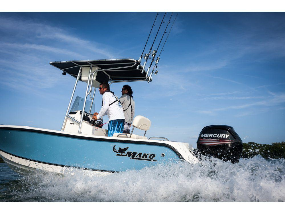 2016 Mercury Marine 115 hp Command Thrust FourStroke (20 in) in Holiday, Florida