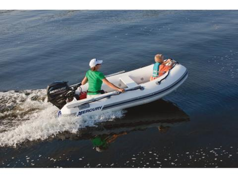 2016 Mercury Marine 15 hp FourStroke (15 in) in Yantis, Texas