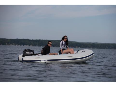 2016 Mercury Marine 15 hp FourStroke (15 in) in Naples, Maine
