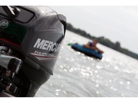 2016 Mercury Marine 15 hp FourStroke (20 in) in Yantis, Texas