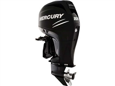 2016 Mercury Marine 200 Verado (20 in) in Fleming Island, Florida