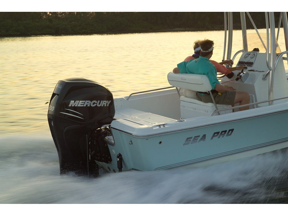 2016 Mercury Marine 200 Verado (20 in) in Naples, Maine