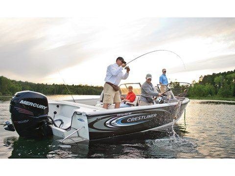 2016 Mercury Marine 200 Verado Pro FourStroke (25 in) in Fleming Island, Florida