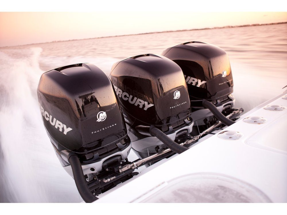 2016 Mercury Marine 250 Verado (25 in) in Bridgeport, New York