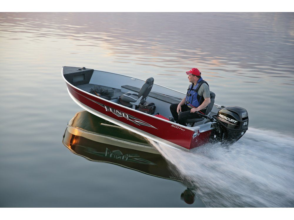 2016 Mercury Marine 25 hp EFI FourStroke (20 in) in Appleton, Wisconsin