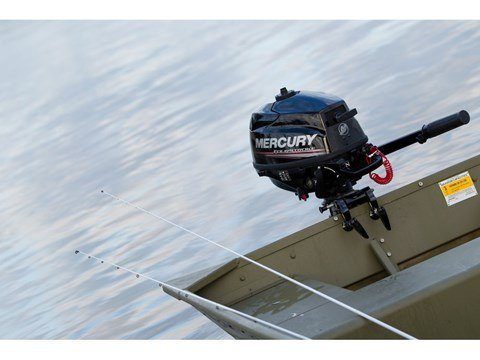 2016 Mercury Marine 3.5 hp FourStroke (15 in) in Amory, Mississippi