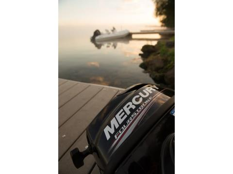 2016 Mercury Marine 3.5 hp FourStroke (20 in) in Yantis, Texas