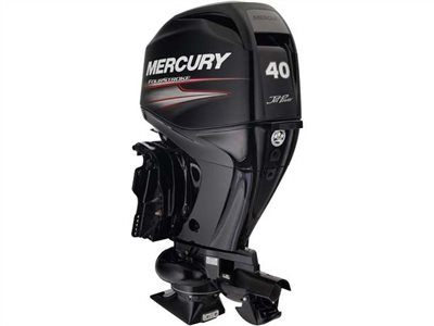 2016 Mercury Marine 40 hp EFI Jet FourStroke in Naples, Maine