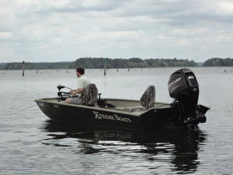 2016 Mercury Marine 65 hp EFI Jet FourStroke in Willis, Texas