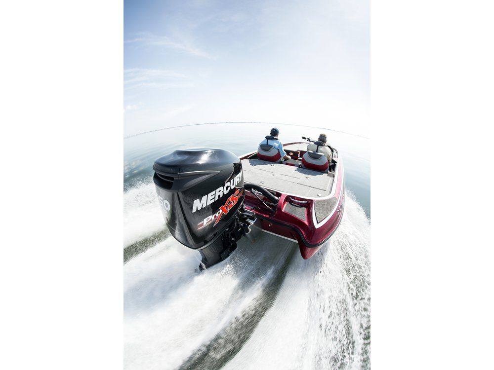 2016 Mercury Marine 150 Pro XS (20 in) in Mount Pleasant, Texas