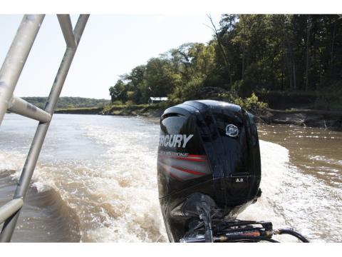 2017 Mercury Marine 115 hp Command Thrust FourStroke in Lagrange, Georgia