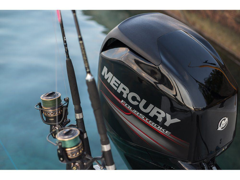 2017 Mercury Marine 115 hp Command Thrust FourStroke in Littleton, New Hampshire