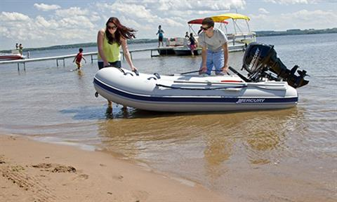 2017 Mercury Marine 15 hp in Manitou Beach, Michigan