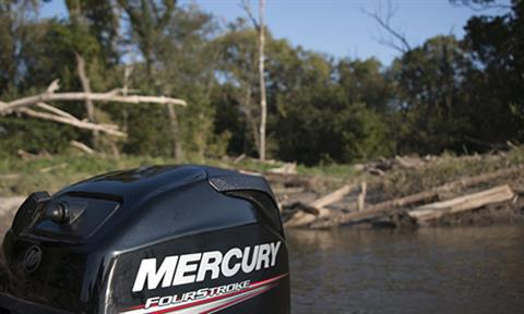 2017 Mercury Marine 15 hp in Barrington, New Hampshire
