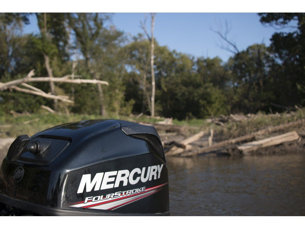 2017 Mercury Marine 15 hp FourStroke in Barrington, New Hampshire