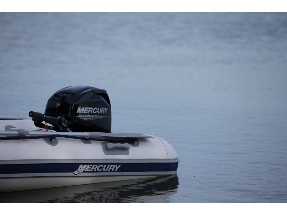 2017 Mercury Marine 15 hp ProKicker FourStroke in Newberry, South Carolina
