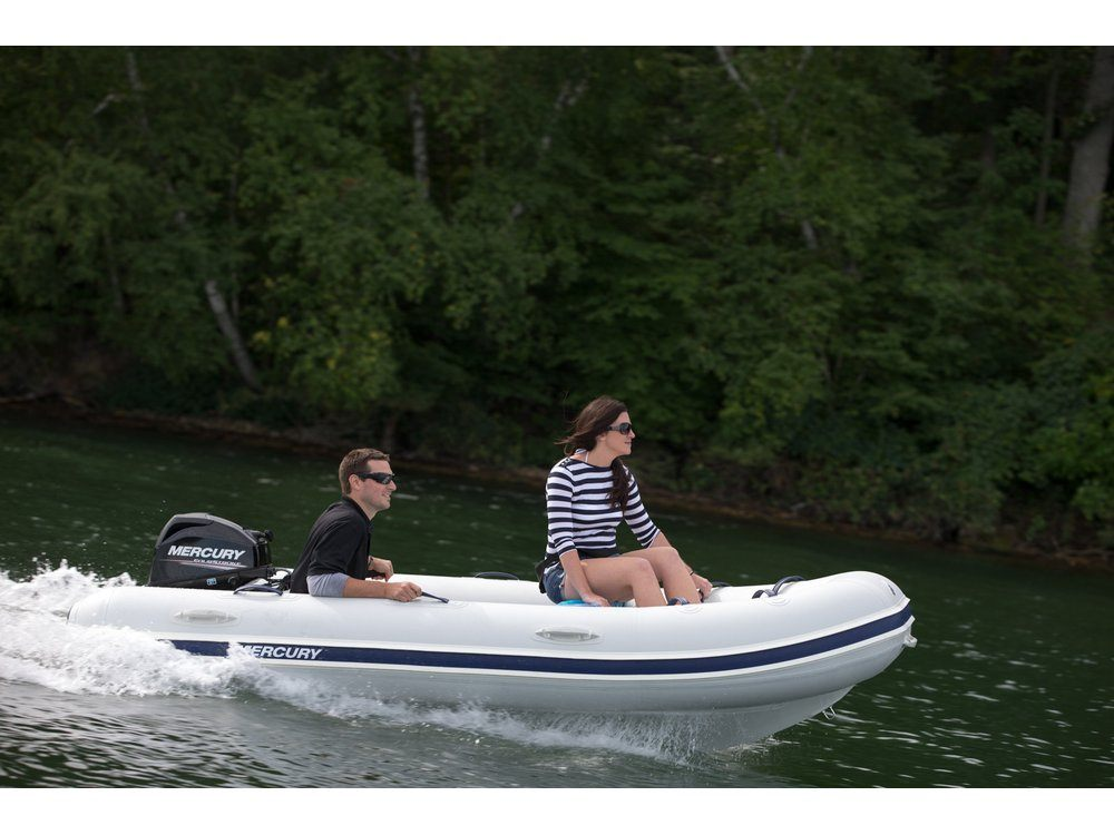 2017 Mercury Marine 15 hp ProKicker FourStroke in Gaylord, Michigan