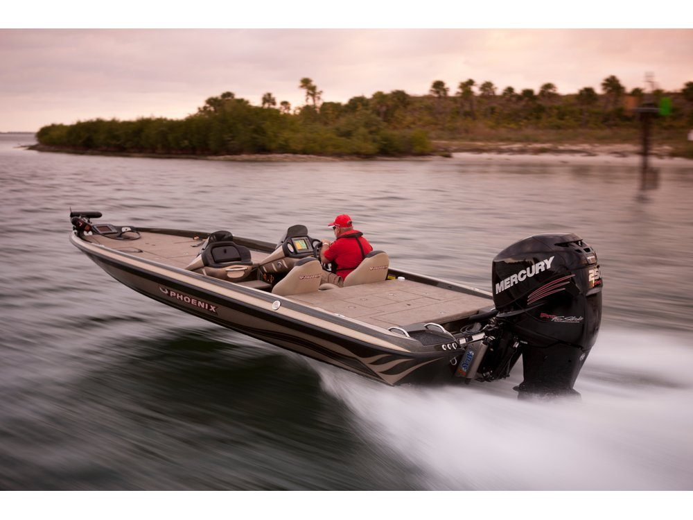 2017 Mercury Marine 200 Verado Pro FourStroke in Fort Smith, Arkansas