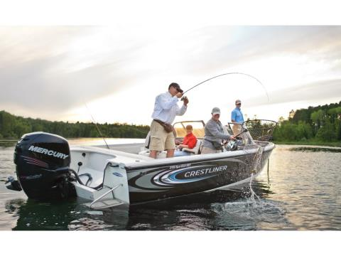 2017 Mercury Marine 250 Verado Pro FourStroke in Osage Beach, Missouri